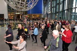 Foto von One Billion Rising aus der Autostadt